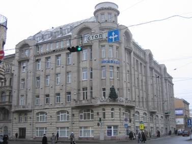 Здание двенадцати коллегий спбгу 29